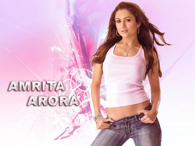 Amrita Arora hot and spicy wallpaper