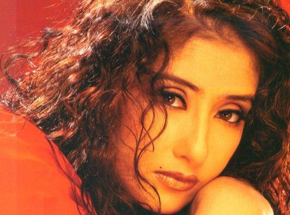 Manisha Koirala sizzling hot sexy wallpaper