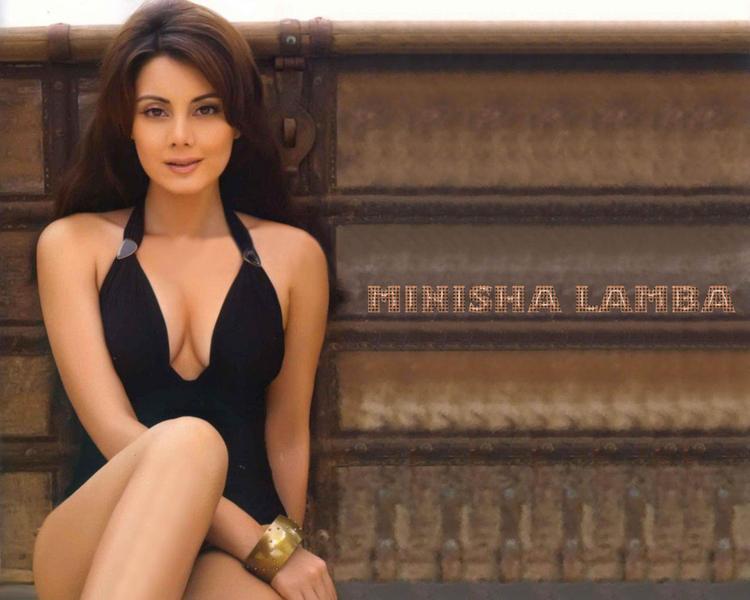 Minissha Lamba sexy hot look