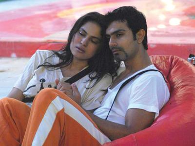 Ashmit Patel and Veena Malik