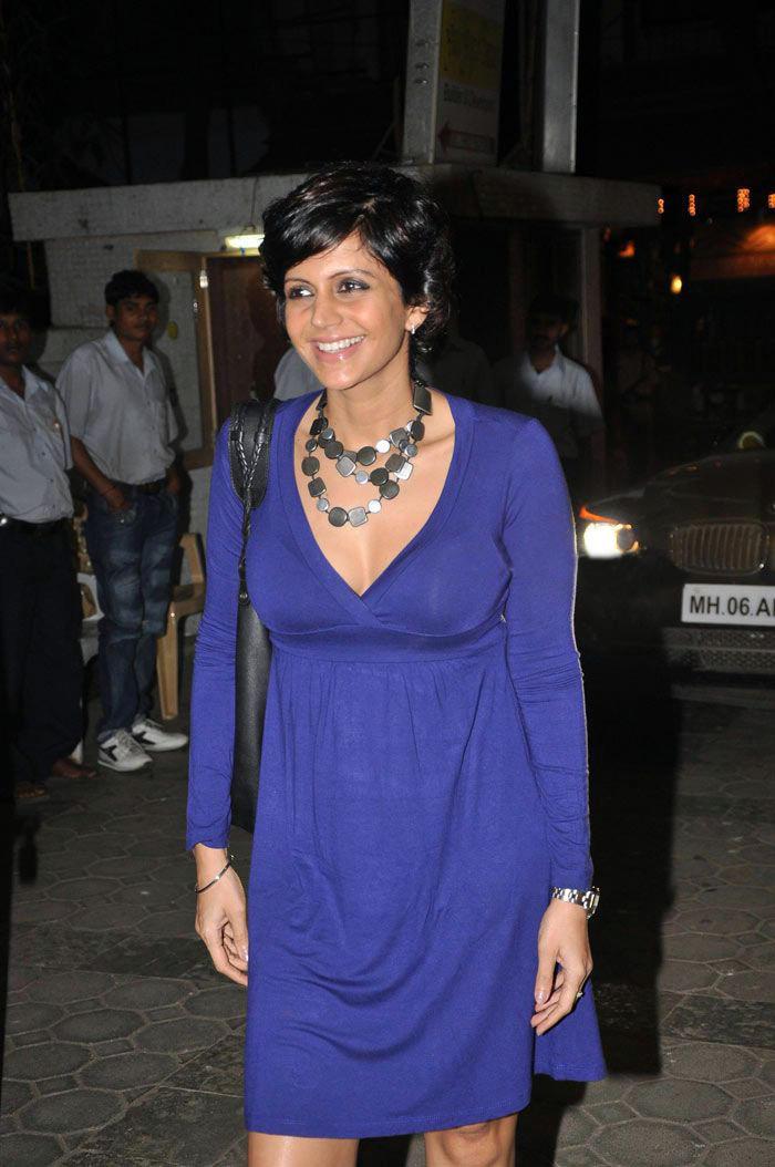 Mandira Bedi pregnant pics