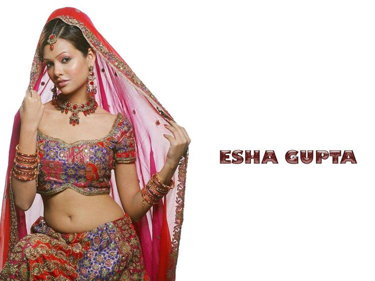 Esha Gupta beautiful pic wallpaper