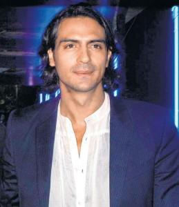 Arjun Rampal looking handsome
