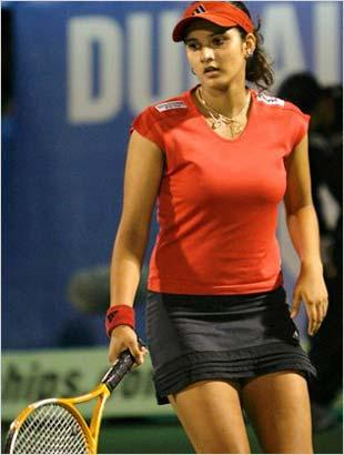 Sania mirza hot stills