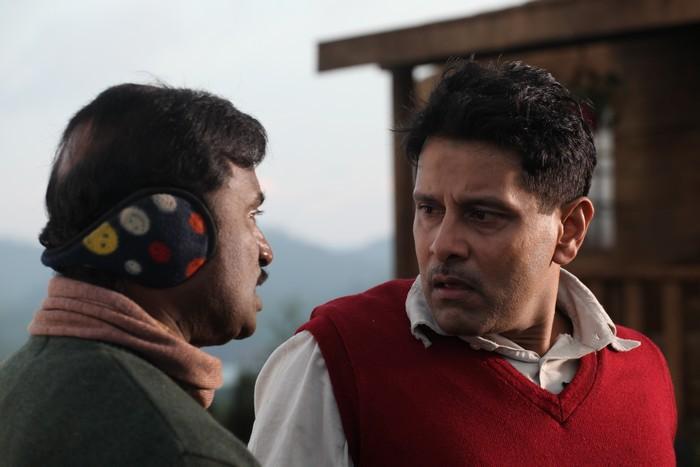 Vikram deiva thirumagan movie photos
