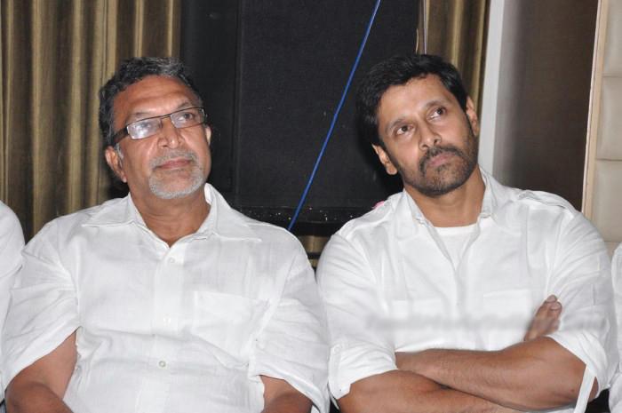 Deiva Thirumagal audio release vikram nasar pictures