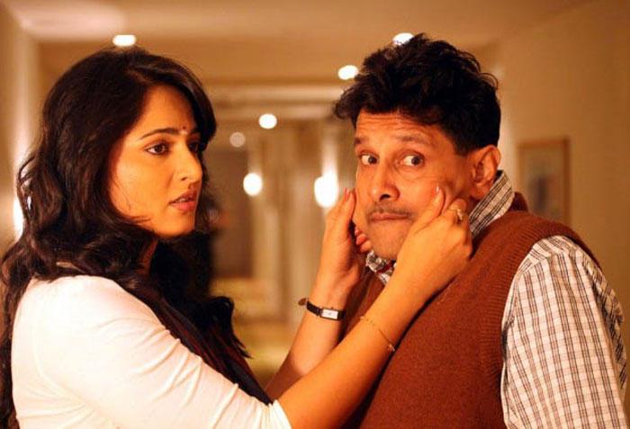 Nanna telugu movie vikram anushka cute stills