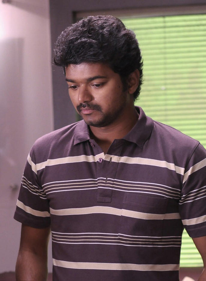Velayutham movie vijay stills