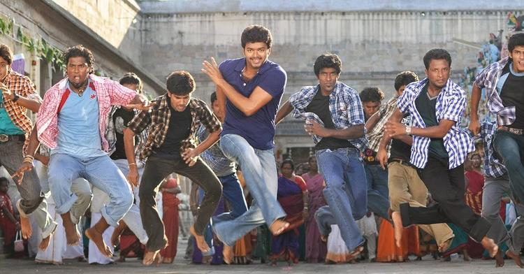 kavalan movie vijay stills