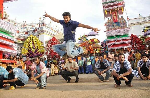 Vijay kavalan dancing stills