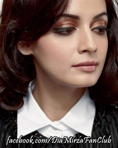Dia Mirza - Corporate Look