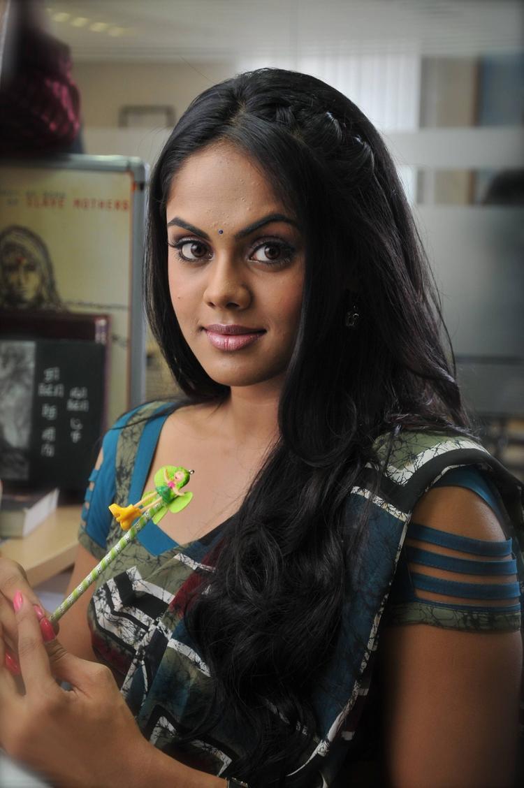karthika Nair sexy look stills