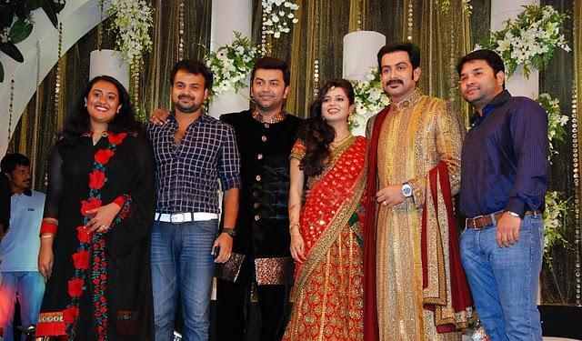 Prithviraj Sukumaran reception latest stills