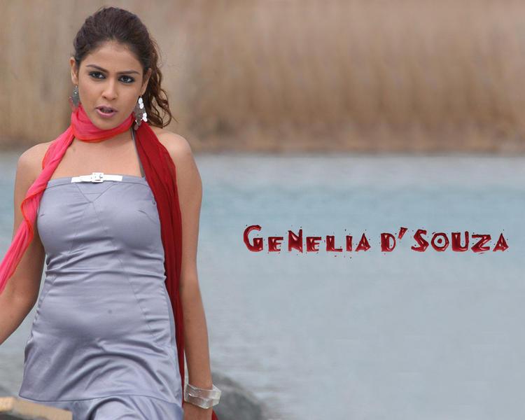 Genelia D'Souza hot stills