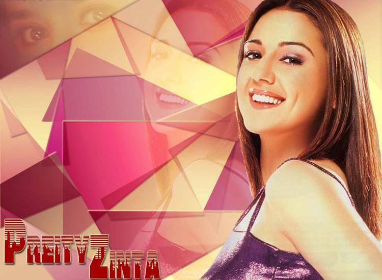 Preity Zinta latest wallpaper