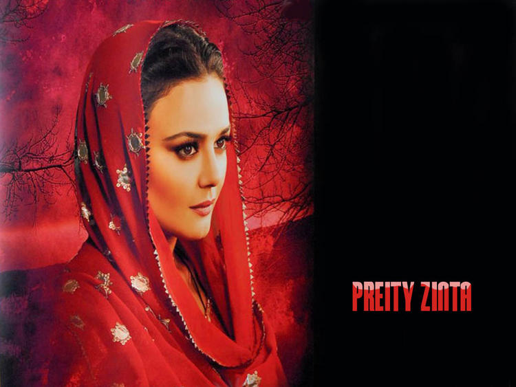 Preity Zinta loking beautiful