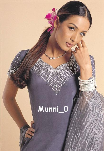 Malaika Arora as Munni