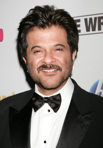 Anil Kapoor with sweet smile