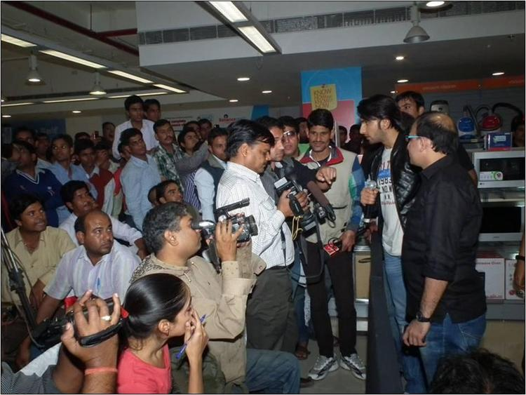 Ranveer Singh Interact The Crowd