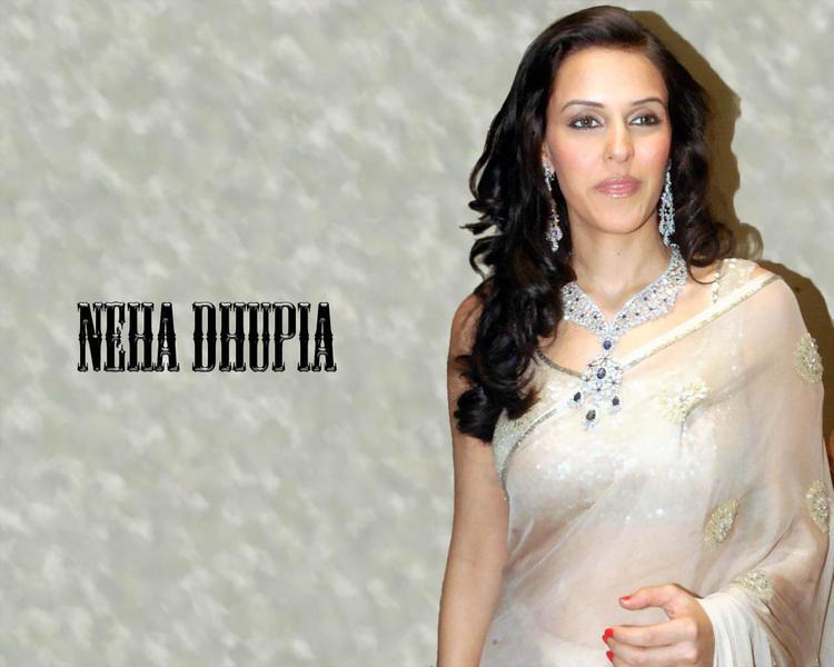Glorious Neha Dhupia wallpaper