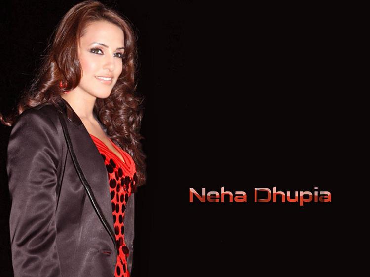 Neha Dhupia gorgeous wallpaper