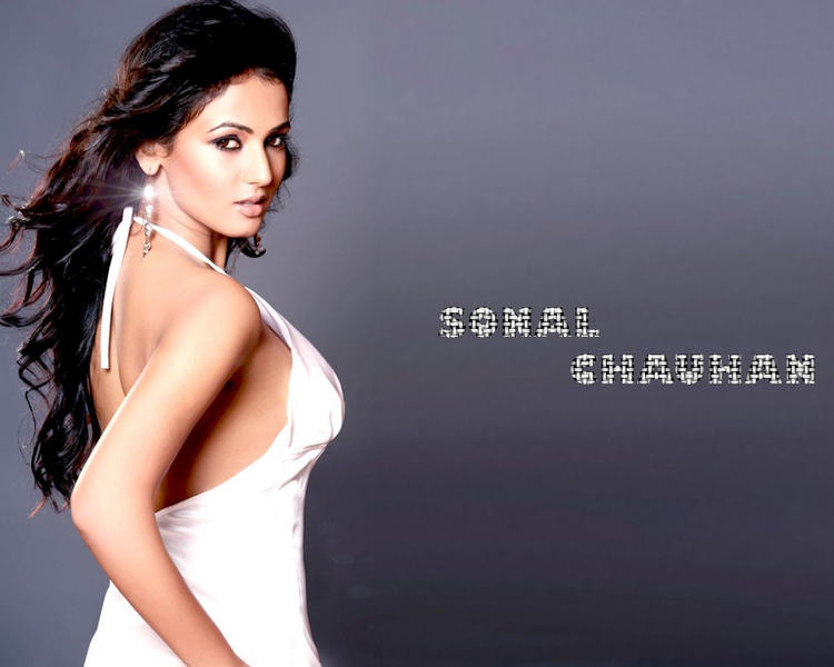 Sonal Chauhan spicy wallpaper
