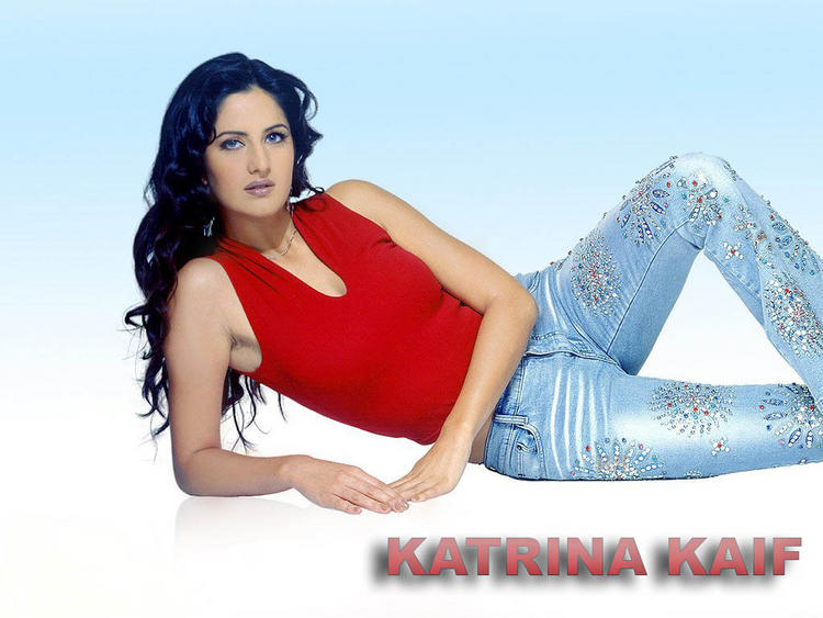Katrina Kaif  Red hot pics