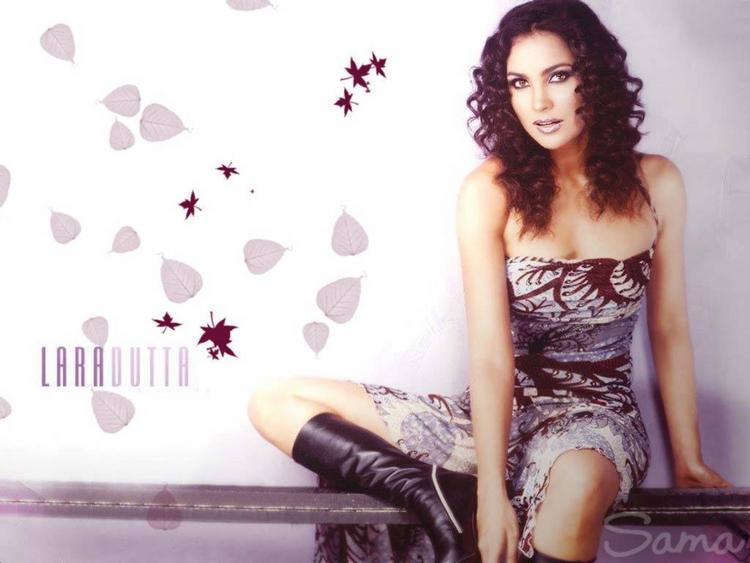 Lara Dutta sexiest Wallpaper