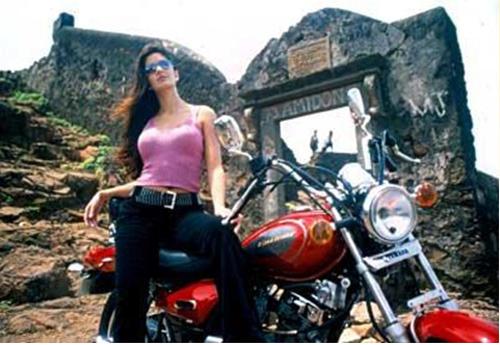 Zindagi Na Milegi Dobara Katrina Kaif bikes stills