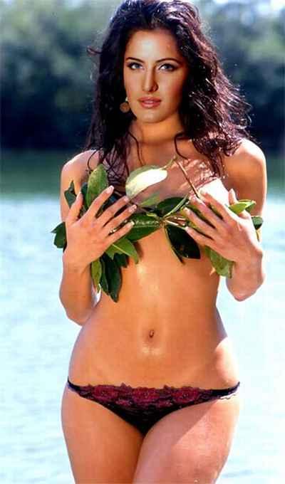 sexy katrina kaif in bikini