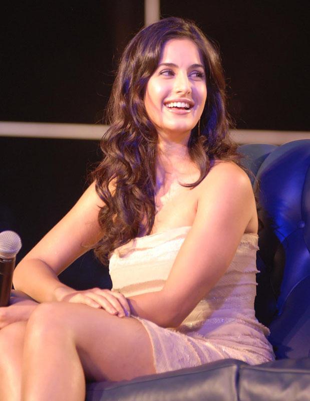 Katrina Kaif with sweet smile pics