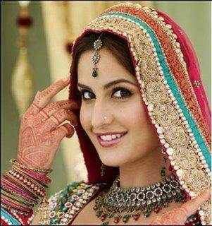 katrina kaif wedding dress stills