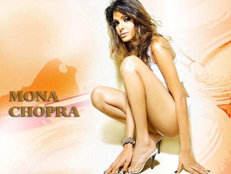 Hotty Mona Chopra spicy wallpaper