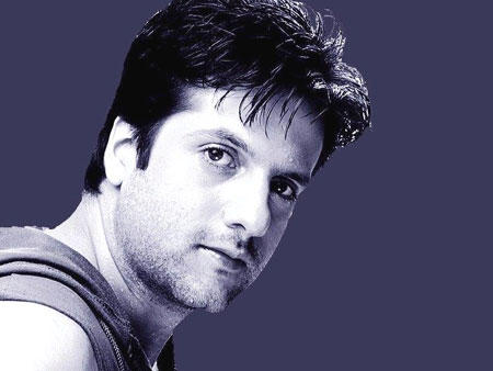 Fardeen Khan hot wallpaper
