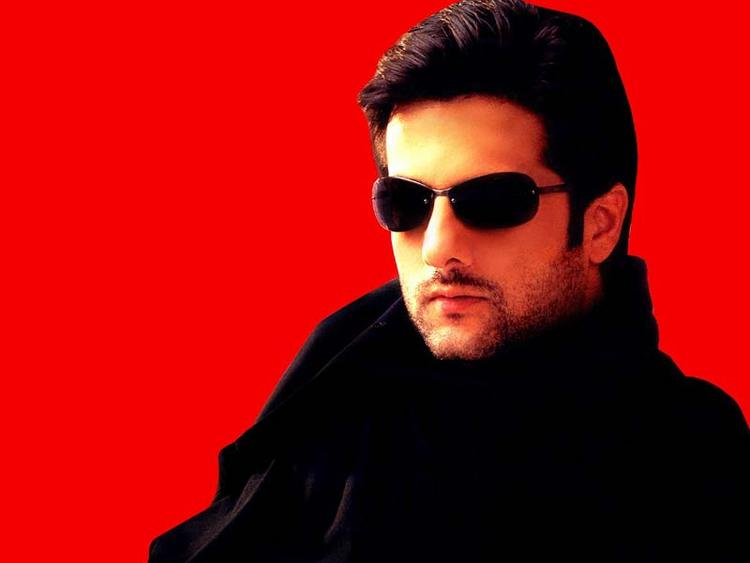 Fardeen Khan black hot look