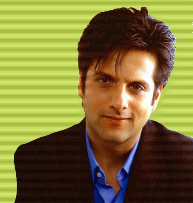 Fardeen Khan with sexy smile