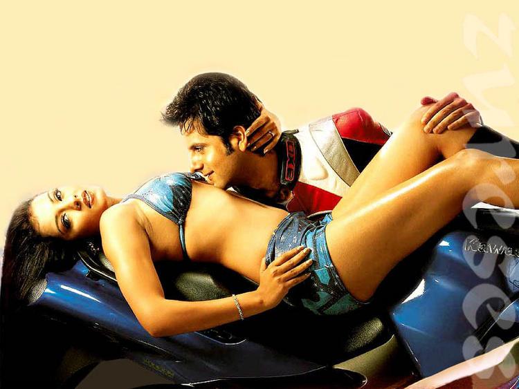 Fardeen Khan and Celina latest hot still