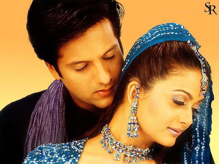 Fardeen Khan and  Amrita latest photo