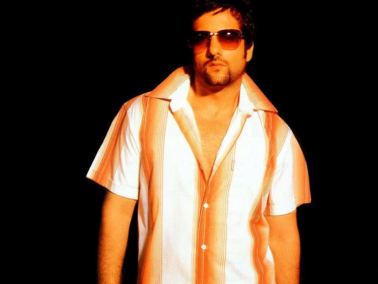 Fardeen Khan naughty look