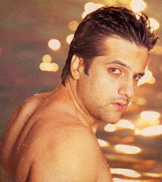 Fardeen Khan sexy look