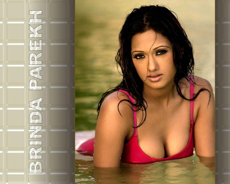 Brinda Parekh latest hot wallpaper