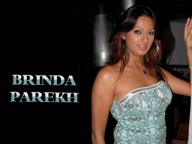 Brinda Parekh spicy wallpaper