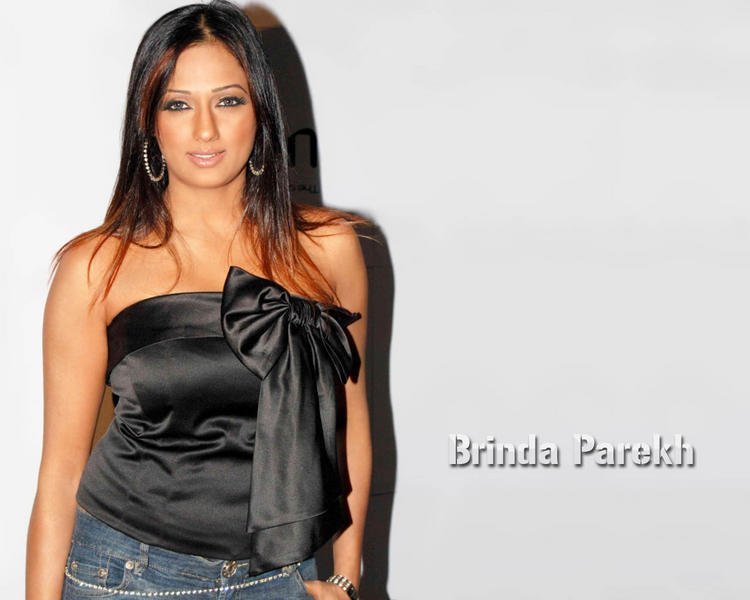 Brinda Parekh sleeveless dress pics