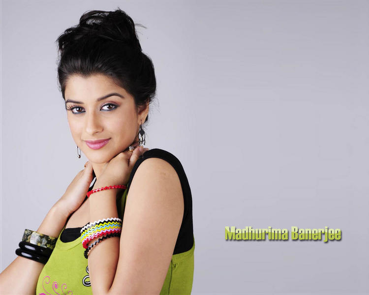 Madhurima Banerjee spicy pics