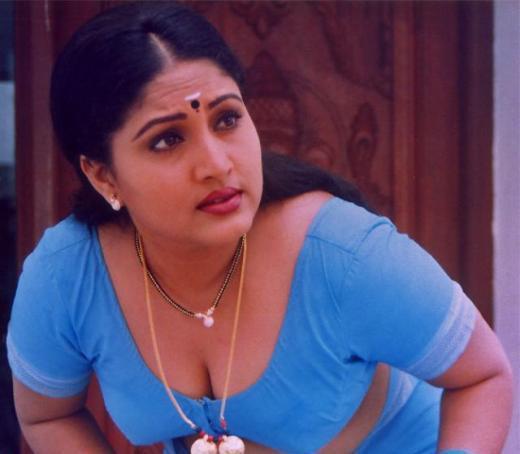 Ranjitha sexy blouse hot still