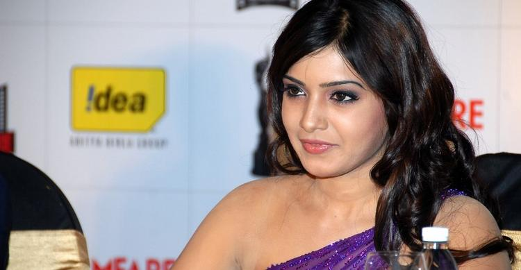 Samantha Ruth Prabhu at Filmfare Awards