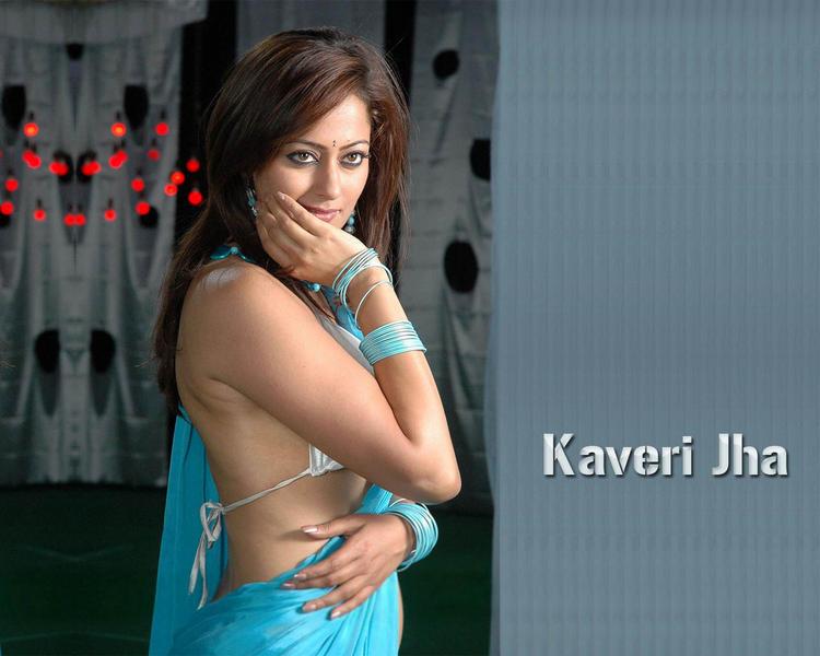 Kaveri Jha  hot look