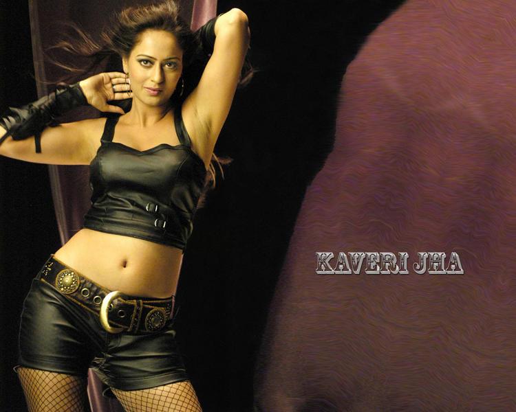 Kaveri Jha looking gorgeous hot