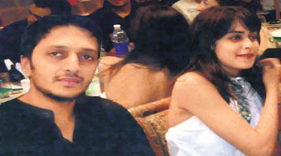 Ritesh Deshmukh and Genelia hot stills