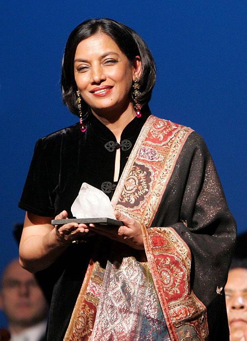 Shabana Azmi looking gorgeous